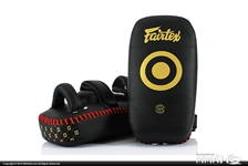 Today on MMAHQ Fairtex KPLC 5 Thai Kick Pads - $119